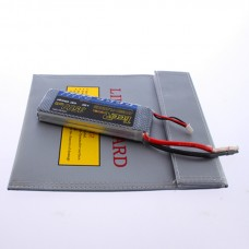 RC LiPo Battery Safe Guard Bag Charging Sack Save Pack 23x18cm