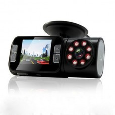 190K 5.0MP HD 720P Wide Angle Vehicle Car Recorder DVR Camcorder