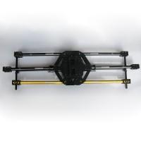 HY-800 LIRIMG FPV Glass Fiber 800mm Folding Hexacopter Frame Set with H-Shaped Landing Skid