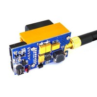 5.8G 600MW 2KM Stable Wireless AV Transmitter Transmission System Golden Telemetry System TX5600