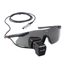Transparent PirateEye HD FPV Video Glass Monocular Video Glasses Goggle for Framing and Data info Return