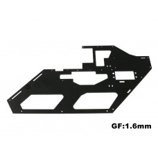X5 Left GF Frame with Metal parts (1.6mm) for GAUI X5  208708