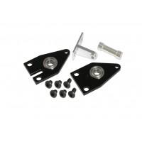 X5 CNC Tail Fram Set(Embed) (Black anodized) for GAUI X5  208377