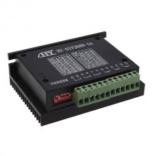 CNC Single Axis TB6600 0.2 - 5A Two Phase Hybrid Stepper Motor Driver Controller