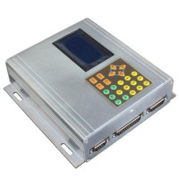 Professional CNC TB6560 4 Axis Stepper Motor Driver + LCD Display + Handle Controller for CNC Engraving Machine