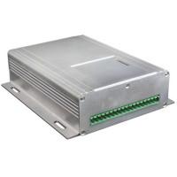 Intelligent TB6560 3 Axis CNC Stepper Motor Driver Controller Aluminum Case