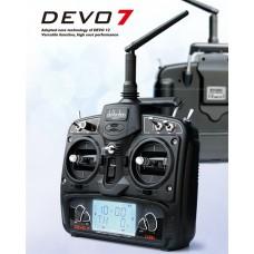 Walkera 2.4GHz 7-channel DEVO 7 Transmitter(not include receiver RX701)