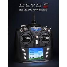 Walkera 2.4GHz 6-channel Devention DEVO 6S stations