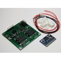 Russian Version Stabilizer Controller + Sensor Board for Brushless Camera Gimbal Photography PTZ