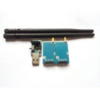 Ai-Cent 100W 433Mhz 3DR Radio Module Telemetry for MWC APM2 2.0 APM2.5 ZERO YS-X6 YS-4 Flight Control
