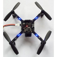 Atmega328p+MPU6050 Micro ARF Quadcopter Sup MWC Multiwii APM2.5 GPS Flight Controller Multicopter+Motor Prop Battery