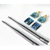XBee-PRO 900HP (S3B) DigiMesh 920MHz 250mW Long Distance Transmitter+Receiver Telemetry Set