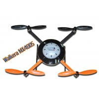 Walkera New UFO MX400S with DEVO 8S 6-Axis Gyro Quadcopter RTF with Aluminum Case 2.4Ghz (Upgraded Version of MX400)