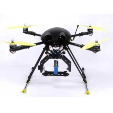 Hobbylord Bumblebee ST550 Carbon Fiber Folding Frame Quadcopter 550mm Aircraft