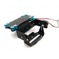 Shock Absorbing & Damping Aerial Gimbal For Gopro Camera FPV RC Hobby