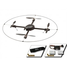 GAUI 500X Quad Flyer Quadcopter Combo Kit (Including Motors, ESCS, Storage bag,Protection Frame, GU-344)222005