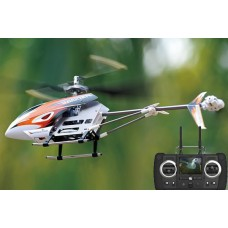 Hubsan H102F FPV Invader Fixed Pitch 4CH Helicopter with 2.4Ghz Radio System RTF