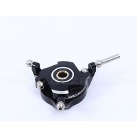 Devil 450 SDC CCPM Metal Swashplate-Black for ALZRC 450 Devil FAST D45F10