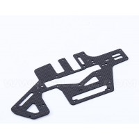 Devil 450 FAST Carbon Fiber Main Frame-1.2mm for ALZRC 450 Devil FAST D45F18