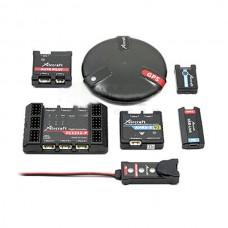 XAircraft FC1212V2 Compelete Kit AHRS-S V2 +AutoPilot(GPS) Pilot Lamp Compass Flight Control(FC1212V2+AP+USB+Lamp)