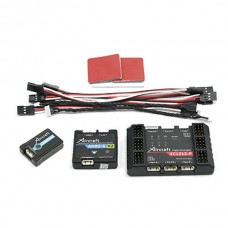 XAircraft FC1212V2 Flight Control Kit (AHRS-S V2 Sensor+AutoPilot Pilot Flight Control+ Compass)