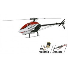 GAUI X4 Combo RC Helicopter 213002 (with ESC and Motor)
