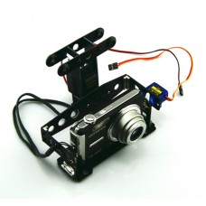 FC-T8 Navigator Camera Gimbal Universal Dual-axis Damping Aerial Tilt T8 (suit for Camera Gopro)