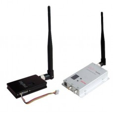1.2G FPV Transmitter / Receiver (TX/RX) 1500mW For RC Aircaft Multirotor Helicopter For GoPro & Other Camera) 3km Range