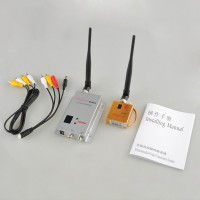 1.2G FPV Transmitte​r / Receiver (TX+RX) 800mW 1.5Km For RC Aircaft Multirotor Helicopter