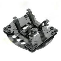 Helibest SIGMA Carbon Fiber ANTI-Q1000 Damping Unit for MC6500 Camera Gimbal
