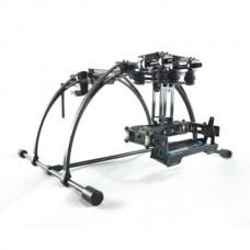 Universal DIY FPV Shock-Absorbing Landing Skid Kit for DJI F450 Quadcopter  F550 Hexacopter