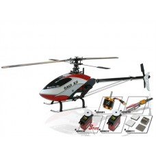 GAUI X5 Lite Glass Fiber Super Combo RC Helicopter 208015