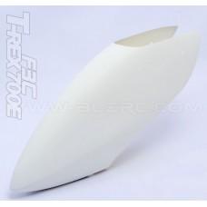 700E F3C High Grade Fiberglass Canopy-White for ALZRC T-rex 700E F3C ACP70F1