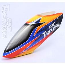 700E F3C High Grade Fiberglass Canopy-A for ALZRC T-rex 700E F3C ACP70FA
