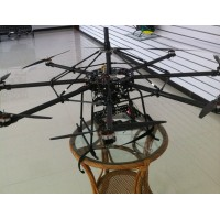1200mm Professional FPV Copter Carbon Fiber Multicopter/ Folding Octacopter Frame (Carry 5D2)