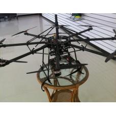 1200mm Professional FPV Copter Carbon Fiber Multicopter/ Folding Octacopter Frame (Carry 5D2)