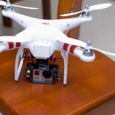DJI Phantom Ver Gopro 3 Brushless Camera Gimbal Direct Drive FPV Camera Mount Multicopter Photography