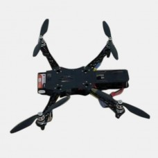 REPTILE MWC X-Mode 2mm Carbon Fiber Alien Multicopter 450mm Quadcopter Frame-White Arm