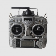 WFLY WFT09II 2.4G 9CH PCMS 1024 Transmitter Receiver for RC Toy Aircraft Multicopter