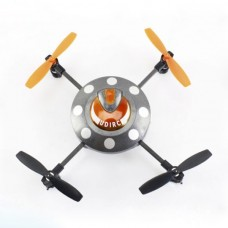 2.4G Udirc 4CH 6-Axis Gyro RC Quadcopter Aircraft UFO 360 Eversion Helicopter U816
