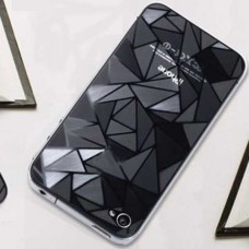 Diamond Anti Glare Screen Protector Cover Guard For iPhone 4 4S 2pcs