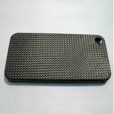 Carbon Fiber Back Case Cover Protector for iPhone 4 4S