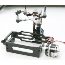 Aluminium 2208/2212 Brushless Motor Camera Gimbal for Small DSLR/Digital Camera  FPV Aerial Photography (Russian Code)