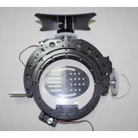 Booy Original 3 Axis FPV Camera Gimbal Carbon Fiber Stability Camera Mount PTZ for 5D/7D/D90 Camera