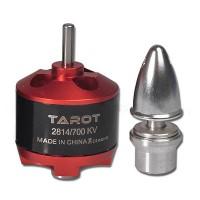 Tarot 2814 700KV Motor TL68B17 Orange Multi-axis Brushless Motor for RC Hobby