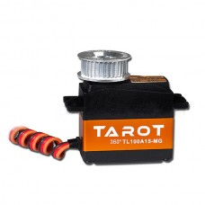 Tarot Digital Coreless Servo Camera Gimbal Mount Servo Nuclear-Free 360Degree TL100A15