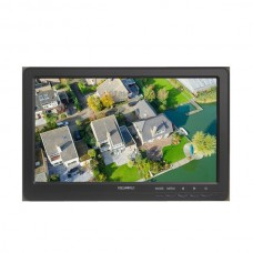 Feelworld 10 Inch HD FPV LCD Monitor W/Sunhood HDMI 1080P No Blue Screen For FPV Ground Station