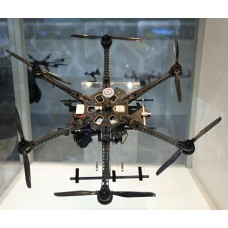 DJI S800 Evo System Hexacopter Airframe(S800 Spreading Wing New Generation)