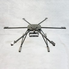 800mm ARF FPV Hexacopter with DJI Naza WKM V2 Flight System + Hengli 4225 Motor /ESC (Upgrade Version)