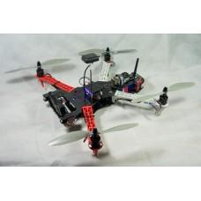 BlackSheep Alien Quadcopter Built in Single Camera Gimbal (2 in 1 ) FPV Multicopter Combo Set